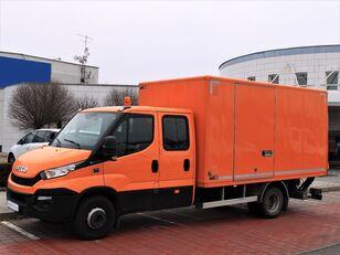 IVECO Daily 125kW, topení, záruka, servis izotermik kamyon