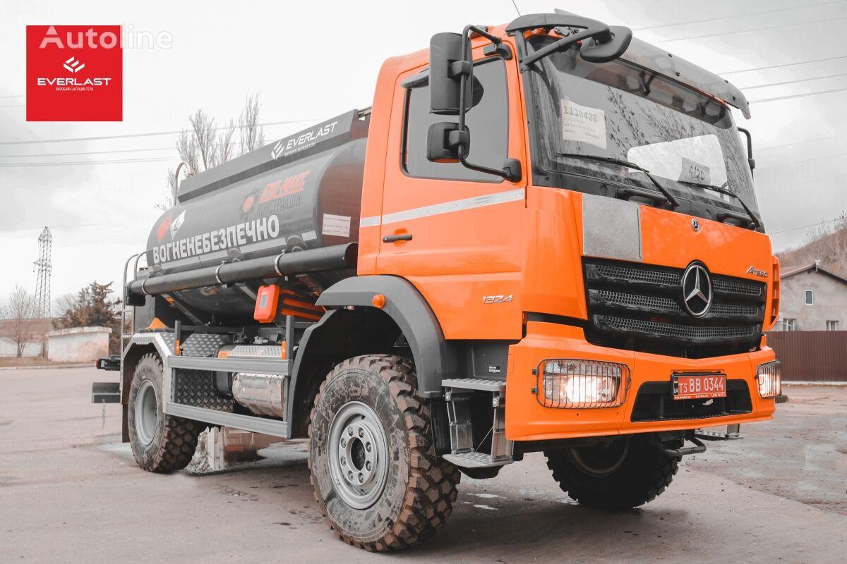 yeni EVERLAST Toplivozapravshchik kamyon benzin tankeri