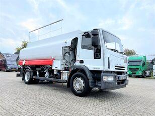 IVECO FUEL 14.000 ltr - 3 comp. - ADR PUMP + COUNTER kamyon benzin tankeri