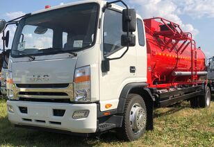 yeni JAC Автотопливозаправщик АТЗ-8 на шасси JAC N 120 kamyon benzin tankeri