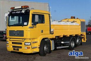 MAN 26.413/6x2/4x 2000 ltr. Tanks/Deutz Motor kamyon benzin tankeri
