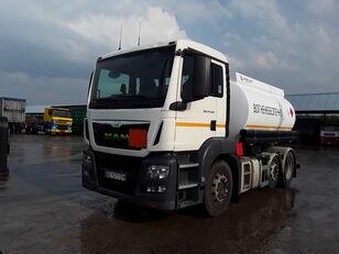 MAN TGS 24.440 kamyon benzin tankeri