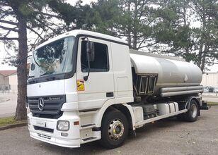 MERCEDES-BENZ Actros 1836 kamyon benzin tankeri