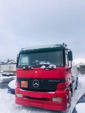 MERCEDES-BENZ Actros 2550 kamyon benzin tankeri