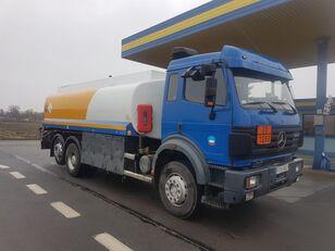 MERCEDES-BENZ SK 2544 (V8 / 6X2 / MANUAL GEARBOX / 18.000 L / 3 COMPARMENTS) kamyon benzin tankeri