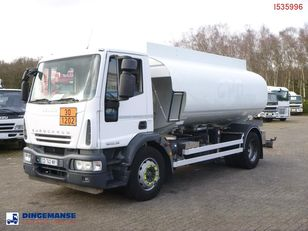 IVECO Eurocargo ML190EL28 4x2 fuel tank 13.7 m3 / 4 comp kamyon benzin tankeri