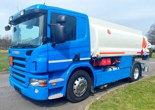 SCANIA P400 A3 Tankwagen kamyon benzin tankeri