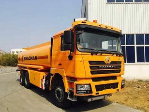 yeni SHACMAN kamyon benzin tankeri