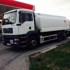 STOKOTA MAN TGA 26.430 kamyon benzin tankeri