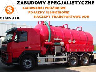 yeni VOLVO ADR oleje przepracowane kamyon bitüm tankeri