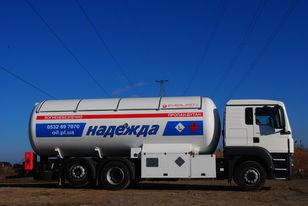 yeni EVERLAST АЦГ-24 kamyon gaz taşıyıcı