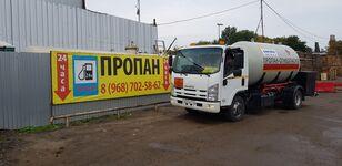 ISUZU kamyon gaz taşıyıcı