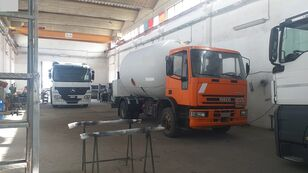IVECO 150E23 LPG/GAS CAPACITY 16000LTR + PUMP + LITERS COUNTER kamyon gaz taşıyıcı