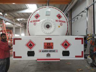 yeni MERCEDES-BENZ DOĞUMAK BOBTAIL ROAD TANK kamyon gaz taşıyıcı
