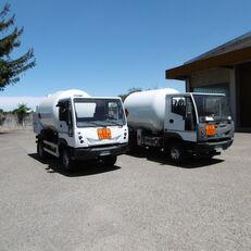 BUCHER kamyon gaz taşıyıcı