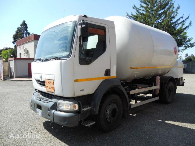 RENAULT 18.270 kamyon gaz taşıyıcı