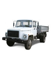 GAZ 3309 kamyon kasa dorse