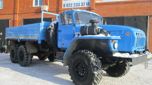 yeni URAL 4320 kamyon kasa dorse