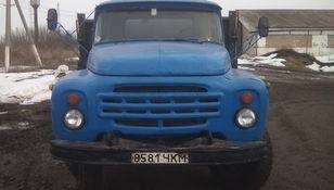 ZIL 554 kamyon kasa dorse
