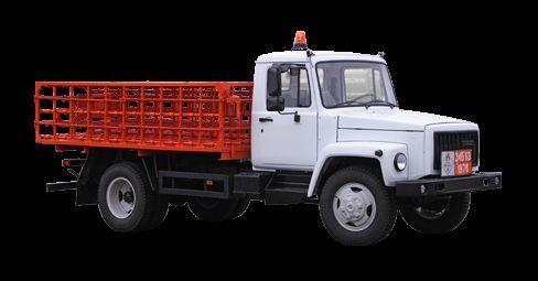 yeni GAZ KT-602-01 kamyon kasa dorse