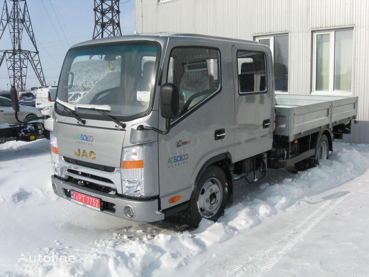 JAC N56 kamyon kasa dorse