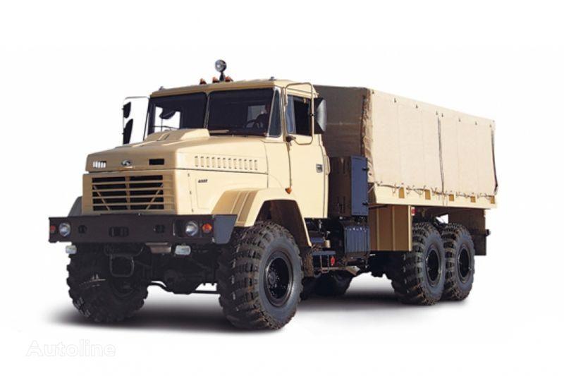 KRAZ 6322 kamyon kasa dorse