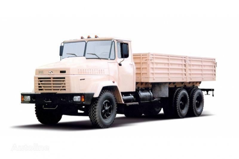 KRAZ 65101 kamyon kasa dorse