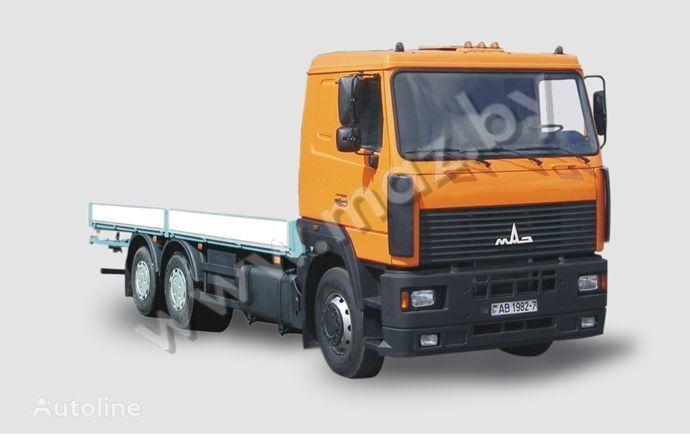 MAZ 6312 A5 kamyon kasa dorse