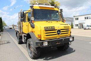 MERCEDES-BENZ Unimog U 4000 437/25 EURO 5 Motor NEU kamyon kasa dorse