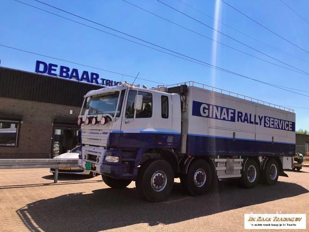 GINAF M 4446-S 8x8 assistentie voertuig kamyon panelvan