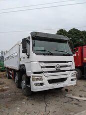HOWO 336 HP 8x4 Drive Stake Body General Cargo Truck kamyon panelvan