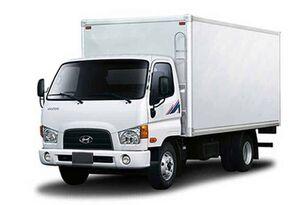 yeni HYUNDAI HD78 промтоварный фургон kamyon panelvan