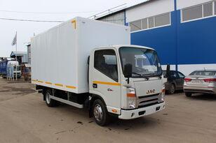 yeni JAC Промтоварный автофургон (европромка) на шасси JAC N56 kamyon panelvan