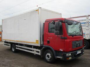 MAN 2008 kamyon panelvan