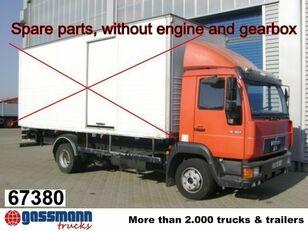MAN L73 / 12.224   kamyon panelvan