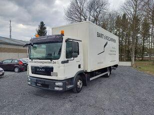 MAN TGL 8.180 taillift/hayon - euro 5 - very good tyres kamyon panelvan