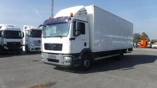 MAN TGM 12.250 koffer + lift kamyon panelvan