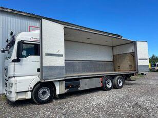 MAN TGX 26.440, 6x2 kamyon panelvan