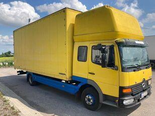 MERCEDES-BENZ 818L ATEGO kamyon panelvan