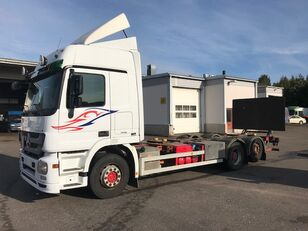 MERCEDES-BENZ Actros 2544L kamyon panelvan