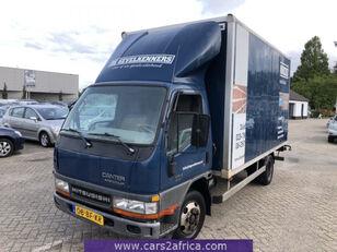 MITSUBISHI Canter FE 534 3.0 D kamyon panelvan