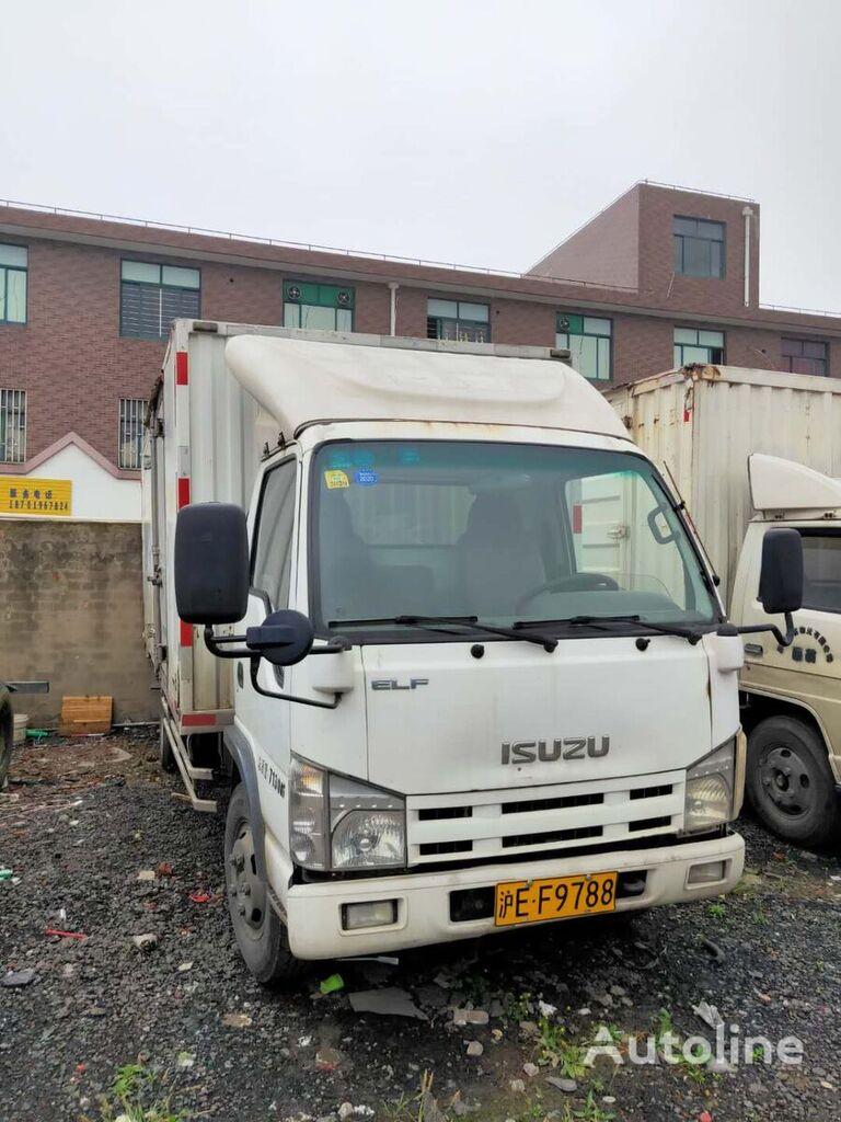 ISUZU kamyon panelvan