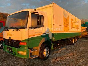 MERCEDES-BENZ 2523 6x2  Lenkachse Schwenkwand Schaltgetriebe kamyon panelvan