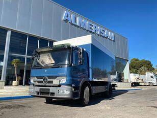 MERCEDES-BENZ ATEGO 1222 L kamyon panelvan