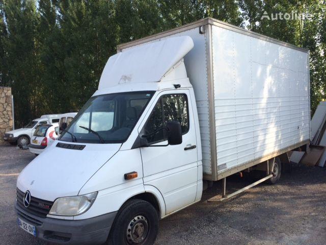 MERCEDES-BENZ sprinter kamyon panelvan