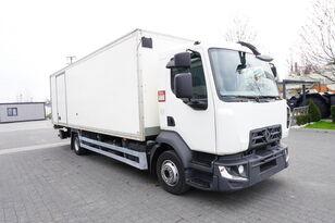 RENAULT D12 , E6 , 4x2 , Box 18 EPAL side door  , tail lift Dhollandia , kamyon panelvan