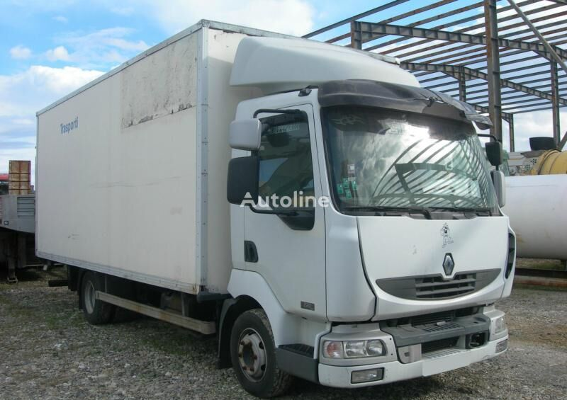 RENAULT Midlum 220 DCI kamyon panelvan