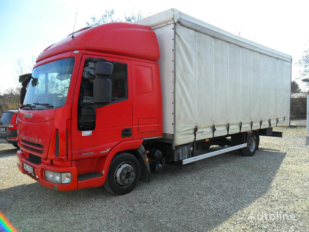 IVECO ML 75E18 kamyon şaşi