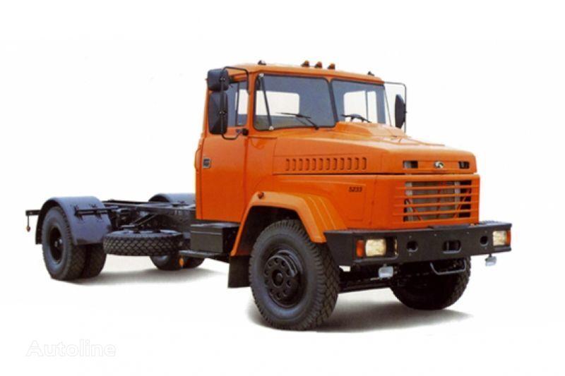 KRAZ 5233N2 kamyon şaşi