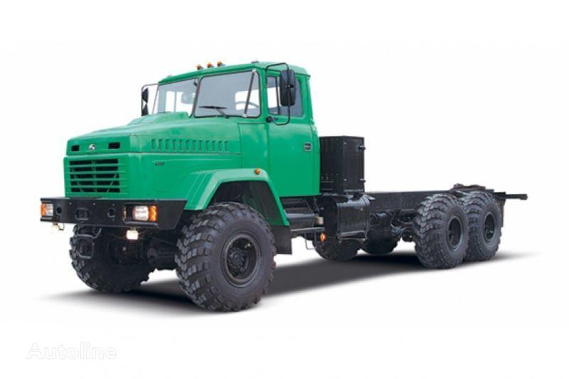 KRAZ 6322 kamyon şaşi